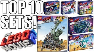 Top 10 LEGO Movie 2 Sets!