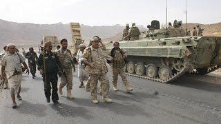 أخبار عربية: الجيش اليمني يسيطر على مواقع استراتيجية غربي تعز