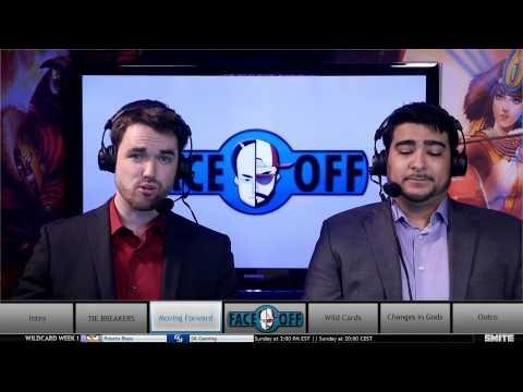 Face Off: Wildcard Week