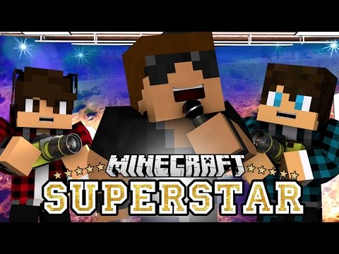 Rich and Famous | Minecraft Superstar [S1: Ep.1 Minecraft Roleplay Adventure]
