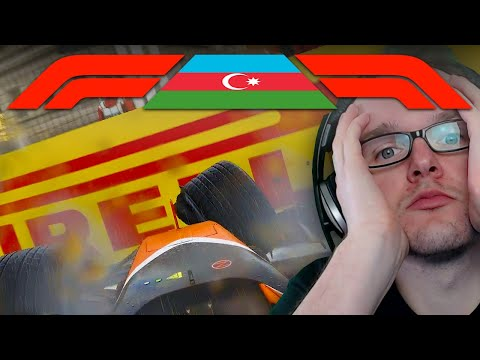 Das war's. | Aserbaidschan 2/2 🎮 F1 2017 S2 #16