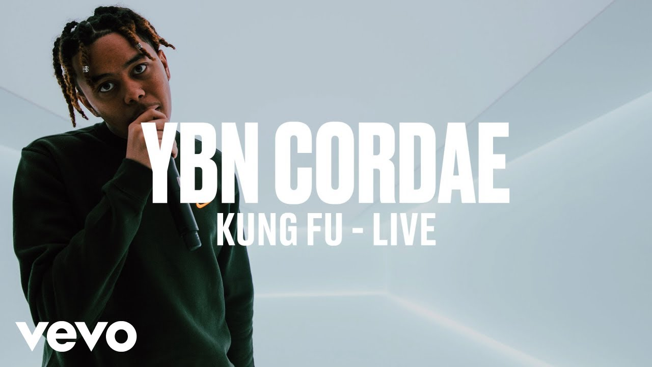 YBN Cordae - Kung Fu (Live) | Vevo DSCVR ARTISTS TO WATCH 2019