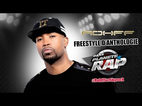 Rohff - Freestyle d'Anthologie #PlanèteRap