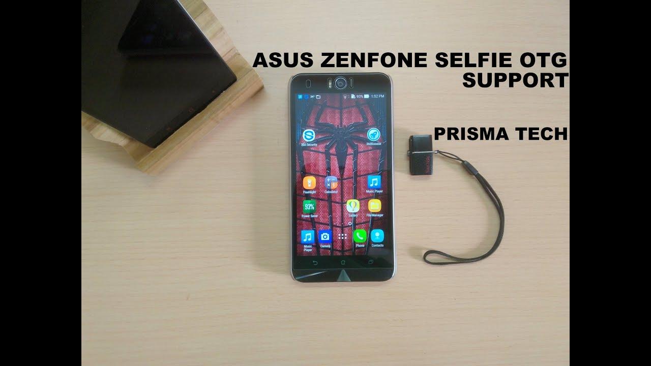 Asus Zenfone Selfie Otg
