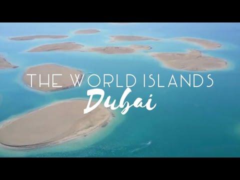 THE WORLD ISLANDS DUBAI | Unbelievable Island | The Island