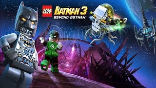 LEGO Batman 3-How to Unlock Brainiac Minion-The Lantern Menace Free Play