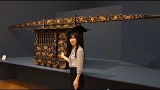 徳川慶喜の駕籠をマンチェスターで見つけた! 徳川慶喜 検索動画 29