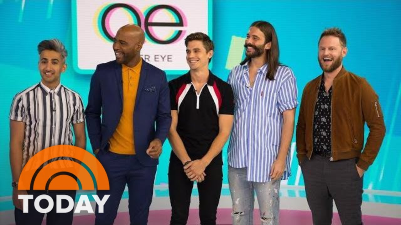 The 'Fab 5' From 'Queer Eye' Visits TODAY, Shares Their Must-Have Style Products And More | TODAY