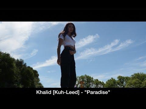 """Khalid - """"Paradise"""" (Official Music Video) [Prod. JZ]"""