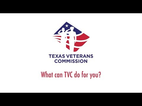 Texas Veterans Commission - Claims, Education, Employment