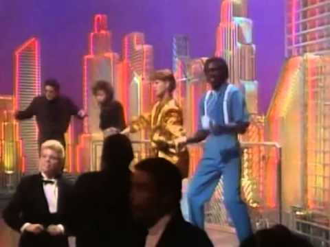 Soul Train Dancers (Tina Turner - Typical Male) 1986