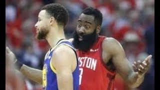 Golden State Warriors vs Houston Rockets_Game 4_(NBA Playoffs 2019)