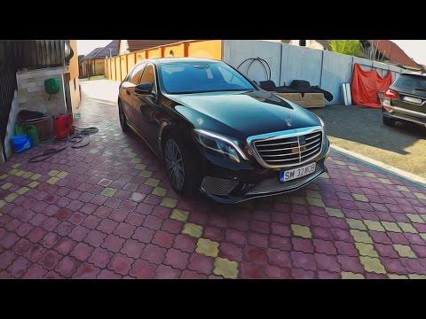 Prezentare Mercedes-Benz S500 - W222 - 4Matic - 2014 + Test Drive