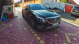 Prezentare Mercedes-Benz S500 - W222 - 4Matic - 2014 + Test Drive