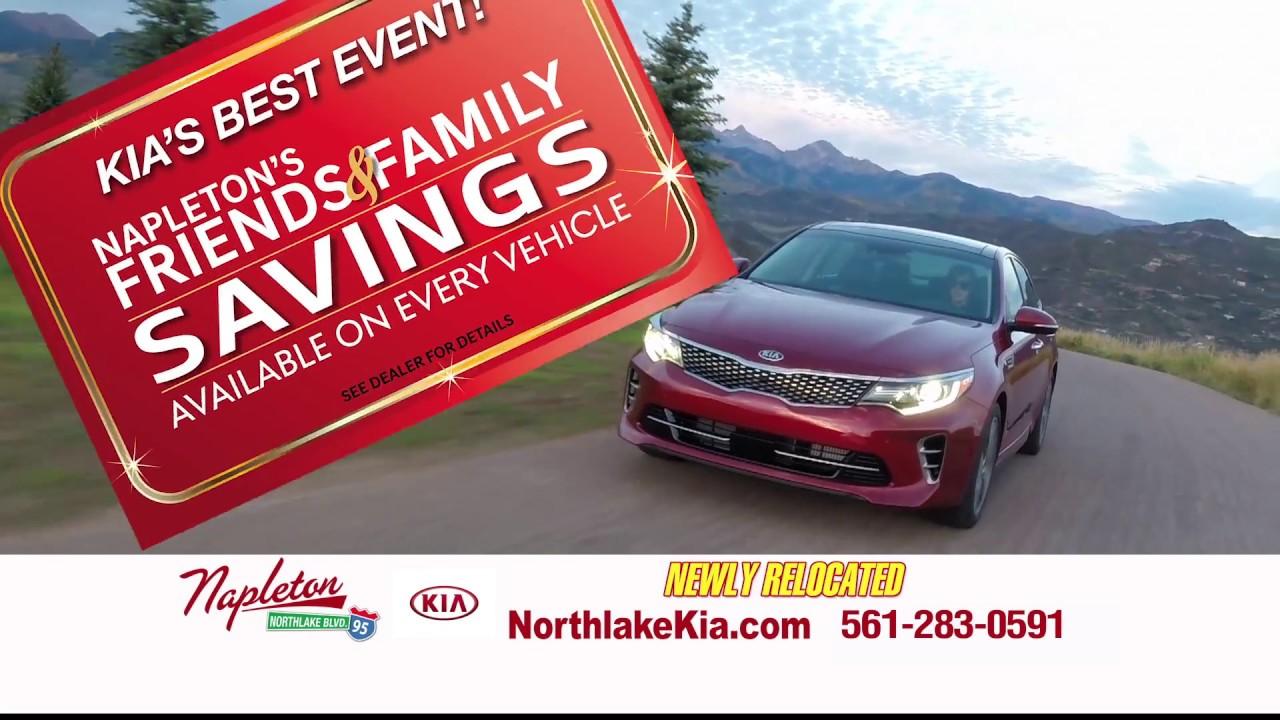 Get Friends Family Savings At Napleton Kia On Northlake Youtube
