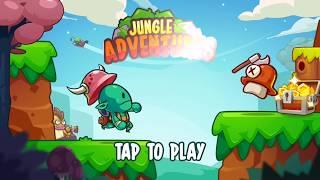 Jungle Adventures: Super World | Flipy Bush | Gameplay Video Walkthrough part 1