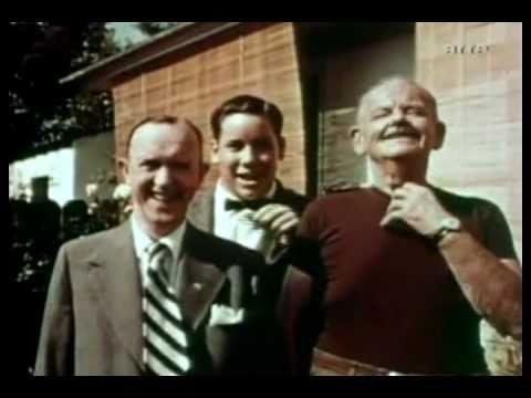 A Ultima Imagem Do Gordo E O Magro Em 1956 Youtube
