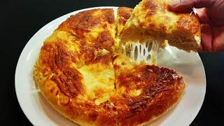 Сырный пирог рецепт простого вкусного и легкого пирога 100