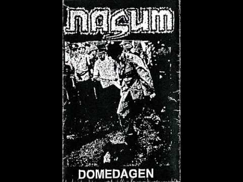 nasum enough from domedagen demo