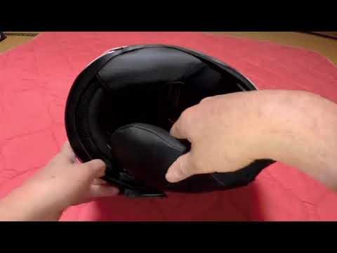 2020年ナップス福岡初売り【OGKカブト カムイ3】ヘルメット購入&インカム【デイトナDT-01】装着