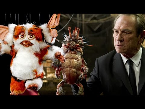 Gremlins Puppets & Men In Black Creatures - Rick Baker's Movie Prop Collection