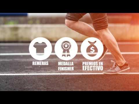 Falta muy poco...Maratón Aniversario Ciudad de La Paz