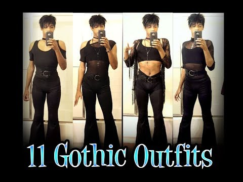 Goth Summer Outfits | Kai Decadence 8