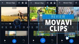 Movavi Clips - Editor de Vídeos para Smartphone que vai dar um up nos seus Stories | Análise/Review