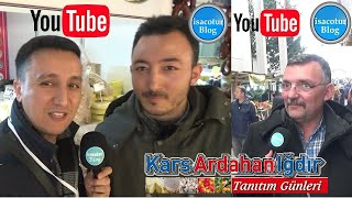 💖Fuarda Karşılaştığım Takipçilerim Serkan Kıyak & İlyas Tuzcu ⭐️Kars Ardahan Iğdır Tanıtım Günleri
