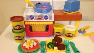 Play Doh Meal Making Kitchen Playset