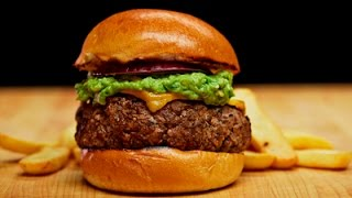 Best Gourmet Burger Restaurant - Upper East Side, New York