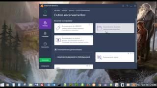 Video Dicas: Como Programar o Avast Para Efetuar Scan Ao Iniciar o PC