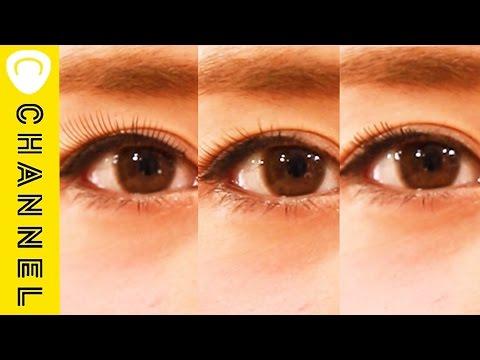 100均つけまつけ方3選 How to apply eyelash extensions