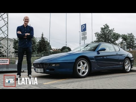 this-is-the-cheapest-ferrari-you-can-buy!-|-eᴘ74:-lᴀᴛᴠɪᴀ