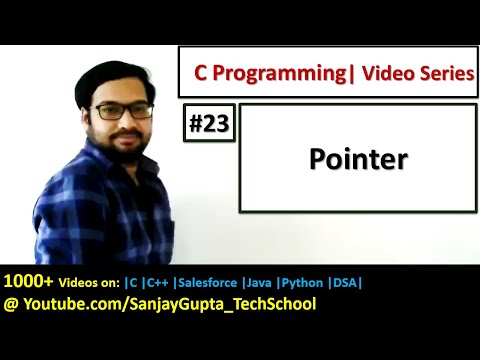 23 Pointers in C Programming