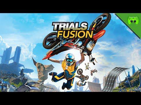 FAHREN IN DER ZUKUNFT 🎮 Trials Fusion #1