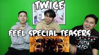 TWICE - FEEL SPECIAL TEASERS REACTION (FUNNY FANBOYS)