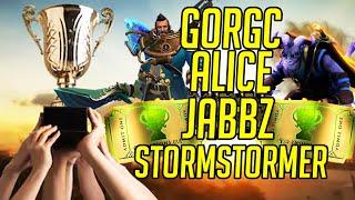 First Battle Cup in 7.23! w/ Alice Jabbz Stormstormer