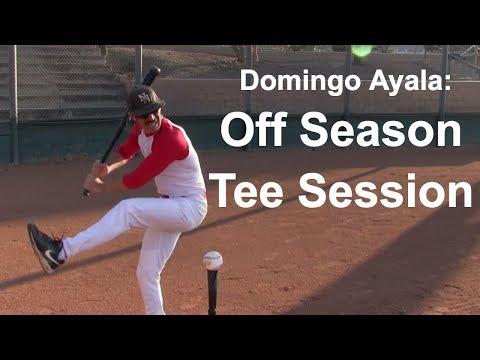 Off Season Tee Session with Domingo Ayala