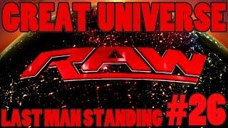 WWE 2K15 - Great Universe #26 FR - Last Man Standing