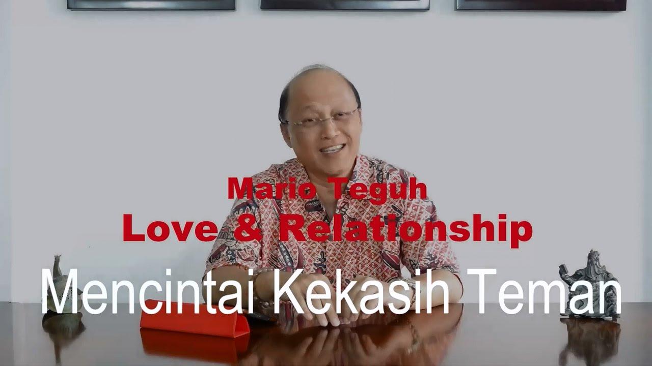 Must See MESRA ITU SANGAT JANTAN Mario Teguh Love