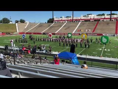 Ellender Memorial High School Patriot Brigade 2019