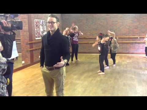 Cliftons Dance School and Kevin Clifton Interview