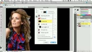 Обработка волос в Photoshop CS5, работа с волосами(Работа с волосами в Photoshop CS5., 2010-10-15T13:52:40.000Z)