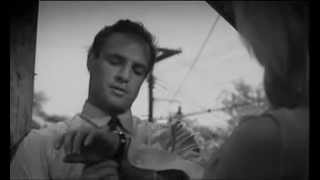 """The Fugitive Kind"" with Marlon Brando discussing his Rolex Moonphase Chronometer"
