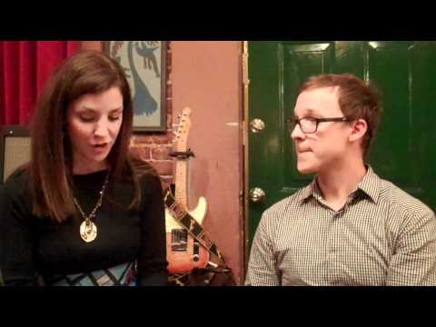 Ben Sollee Interview with RadioPotato.com. Dec 16 2011 at Grocery on Home