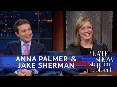 Anna Palmer & Jake Sherman: Both Parties Bet Big On Mueller&39;s Report