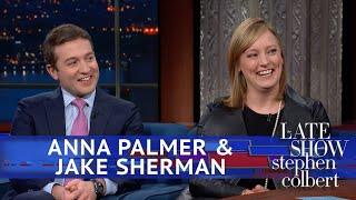 Anna Palmer & Jake Sherman: Both Parties Bet Big On Mueller's Report