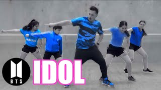 IDOL - BTS ft Nicki Minaj | Jayden Rodrigues KPOP Dance Choreography