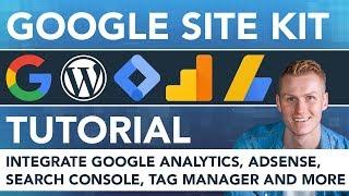 Google Site Kit Plugin For Wordpress | Tutorial